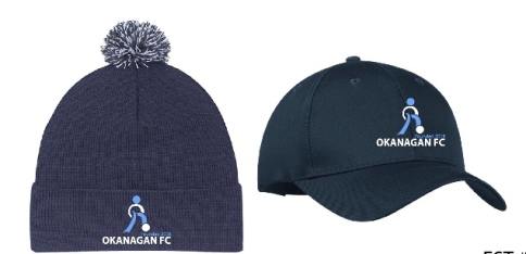 OFC toques and hats