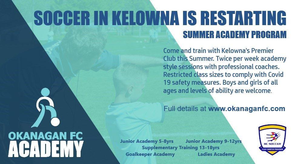 """Kelowna's Premier Soccer Club"""